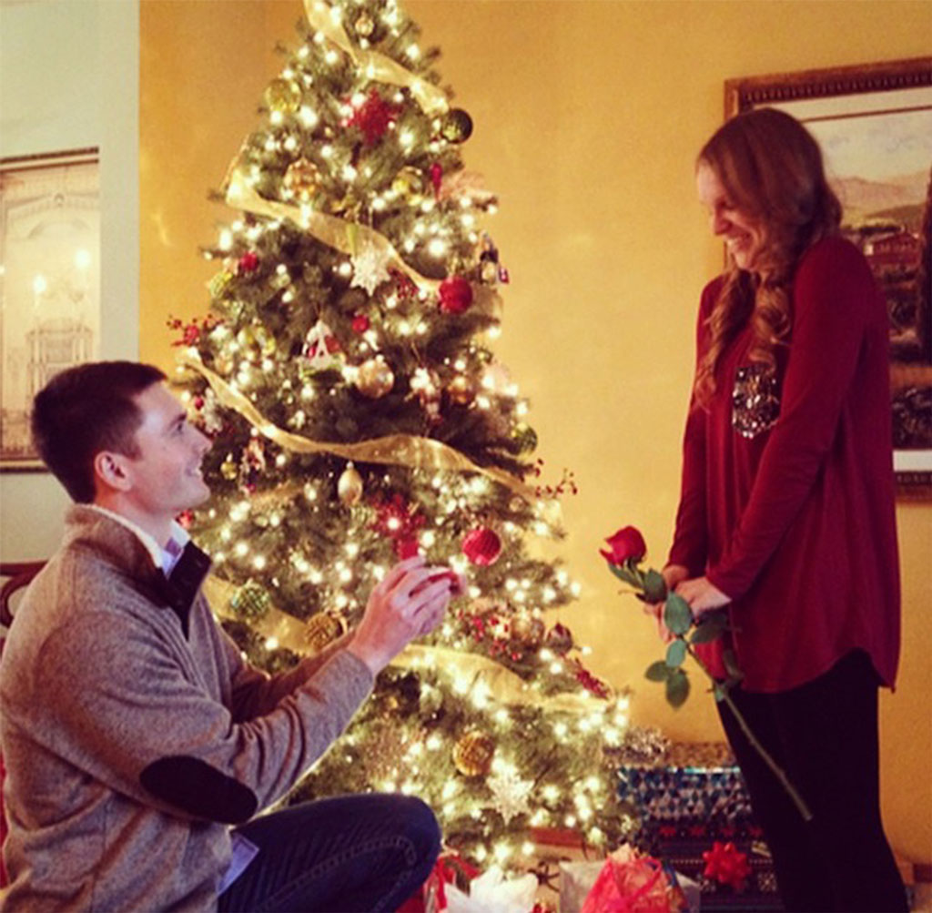 christmas proposal ideas