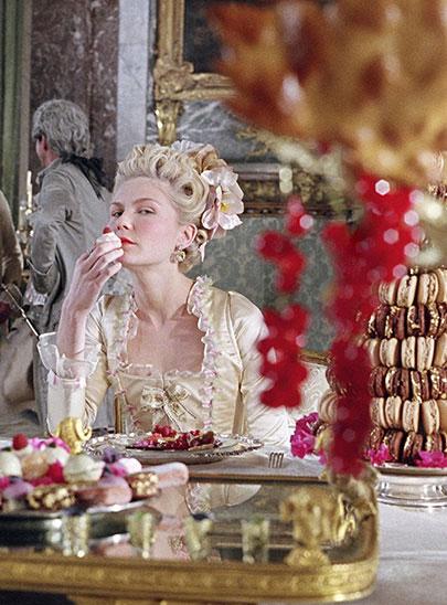 Marie Antoniette cupcakes