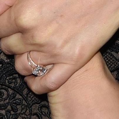 Bar Refaeli celebrity Engagement Ring