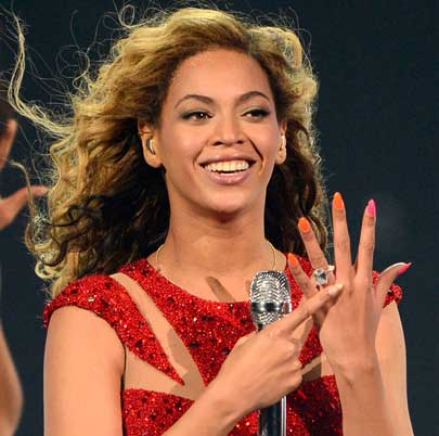 Beyoncé celebrity Engagement Ring