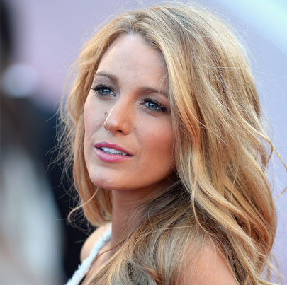 Blake Lively celebrity Engagement Ring
