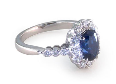 Kate Middleton Sapphire Engagement Ring