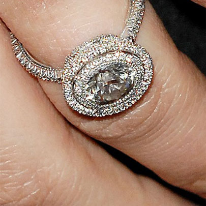 Natalie Portman celebrity Engagement Ring