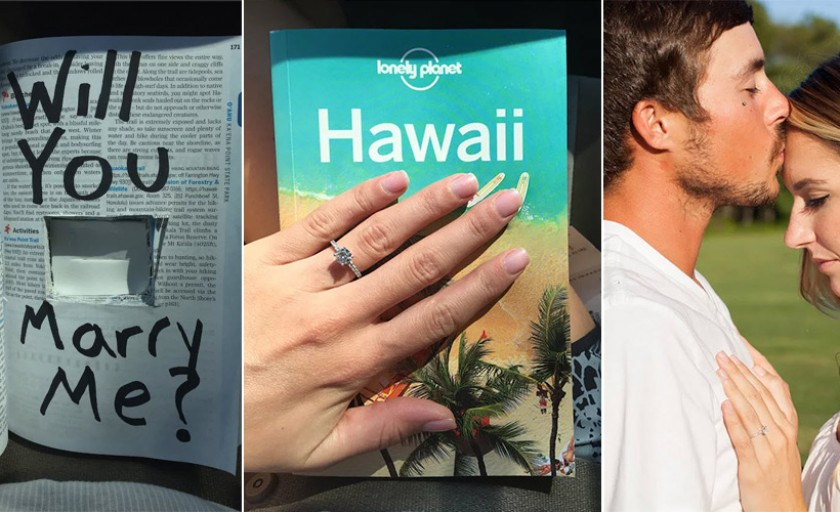 Hawaii Bound – Donald & Alexis' Engagement Story