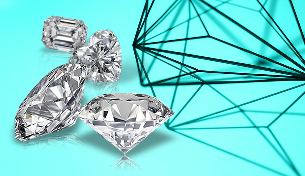 How to find the perfect diamond shapes