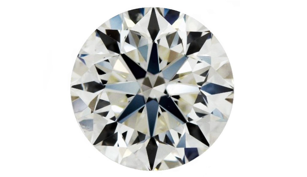 diamond shapes - round diamond