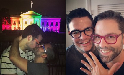 The Surprise Proposal that Never Ends: Ben & Danny's Proposal Story