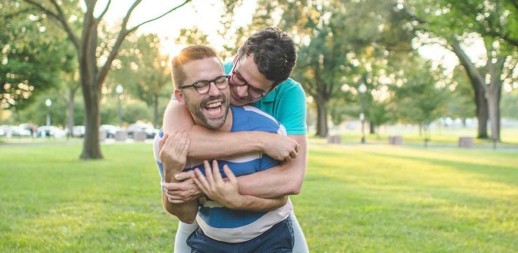 A surprise proposal Ben & Danny from Washington, D.C.
