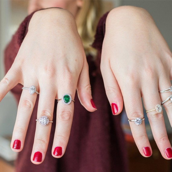 HOW TO DESIGN THE PERFECT ENGAGEMENT RING