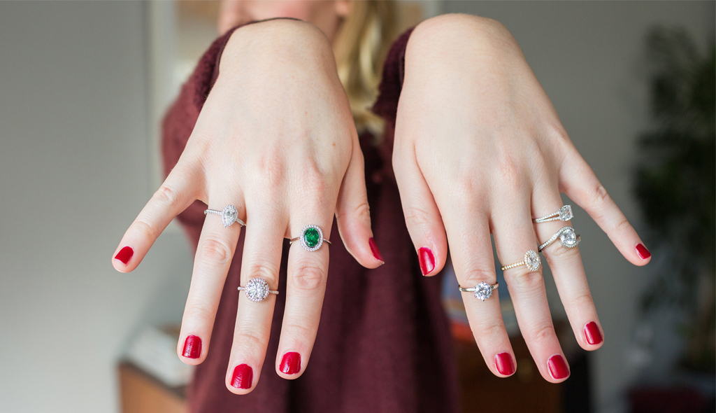 The perfect engagement ring styles
