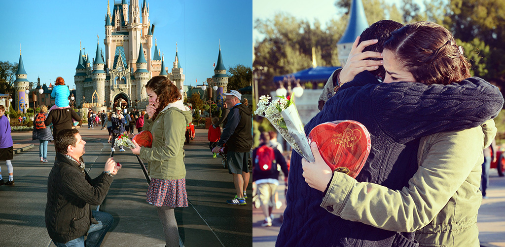 disney proposal ideas - Maria & Ricardo from Guatemala City, Guatemala