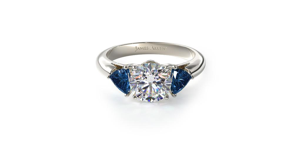 three-stone-trillion-shaped-blue-sapphire-engagement-ring