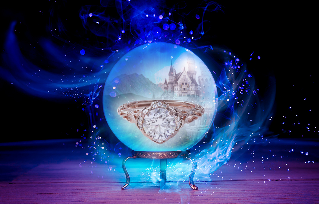 Fairy Tale Engagement Ring