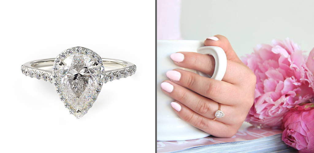 Make Your Diamond Engagement Ring Look Bigger