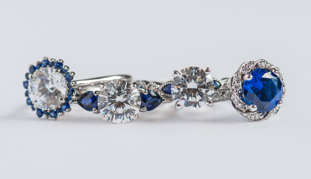sapphire-and-diamond-engagement-rings