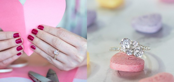 8 Rings to Propose with on Valentine's Day