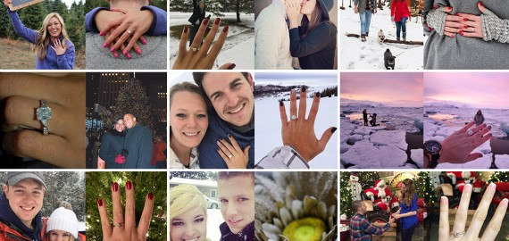 12 WINTER WONDERLAND PROPOSALS