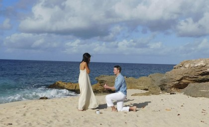 From High School Sweethearts to Engaged – Ashley & Noah's Proposal Story