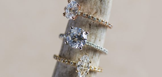 Engagement Rings She'll Go Gaga For