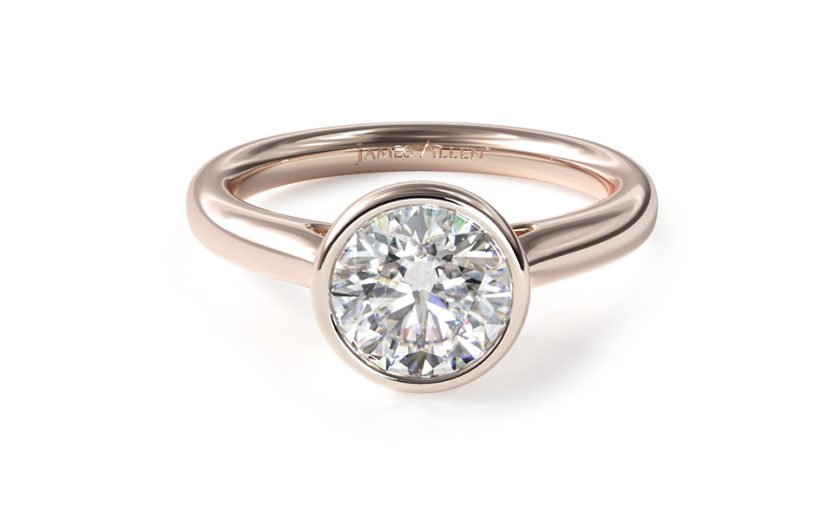 The Rise of Rose Gold Engagement Rings