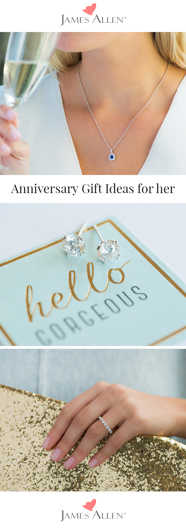 anniversary gift ideas pin