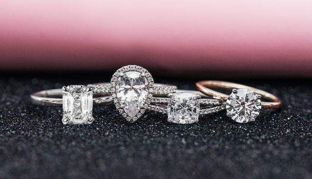 2018 engagement rings