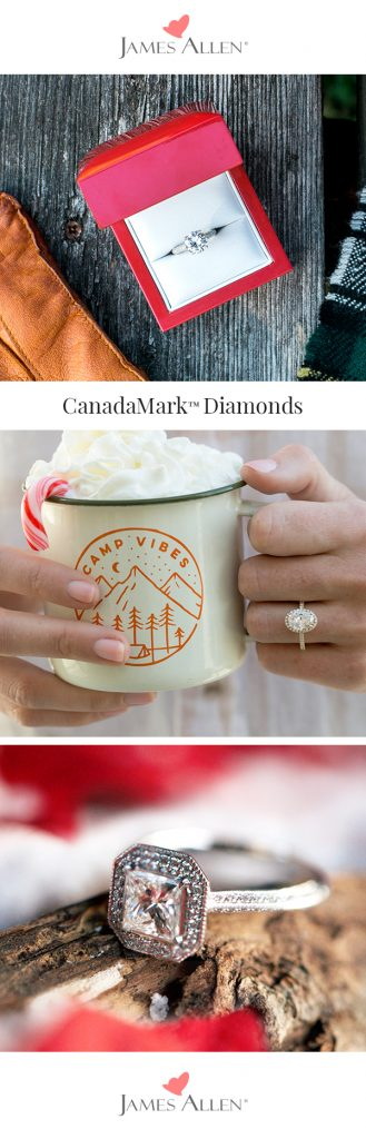 canadamark diamonds pinterest pin