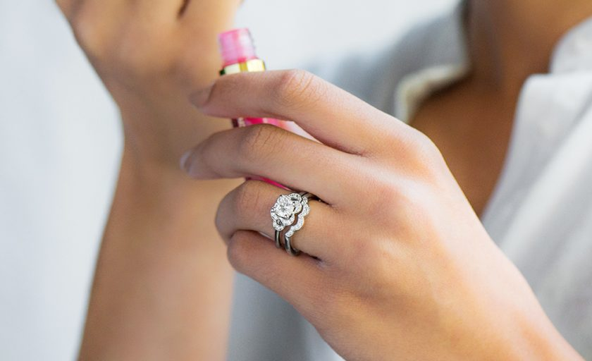 How to Match Your Wedding Ring and Engagement Ring