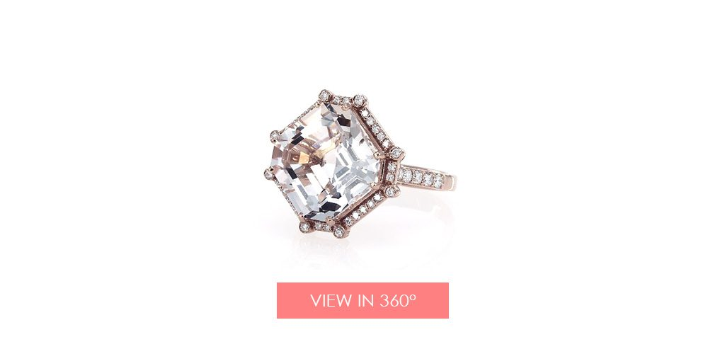 jewelry trends kite crystal ring