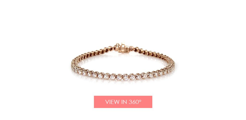 jewelry trends rose gold bracelet