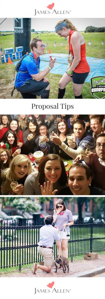 proposal tips pin pinterest