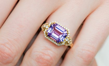 This February, Insist on Amethyst