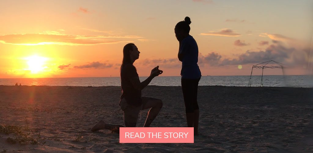beach proposal tips