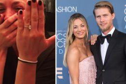 Celebrity Engagement Rings Written in the Stars
