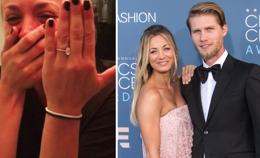 Celebrity Engagement Rings Written in the Stars