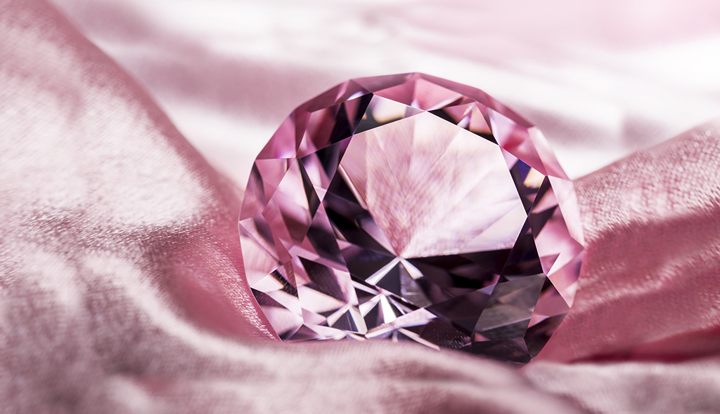 fancy color diamond pink argyle
