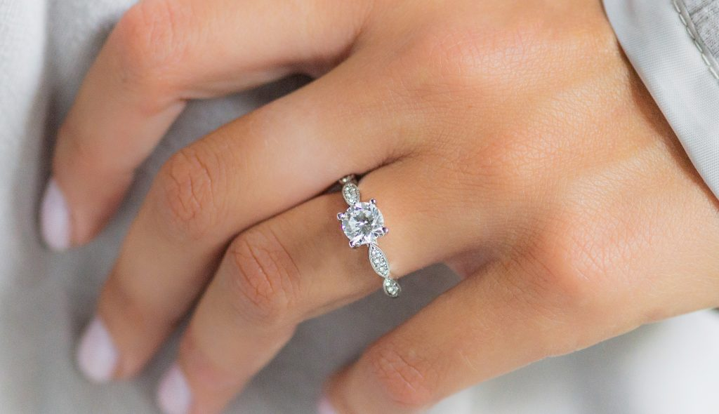 livia designer jeff cooper engagement ring vintage cover