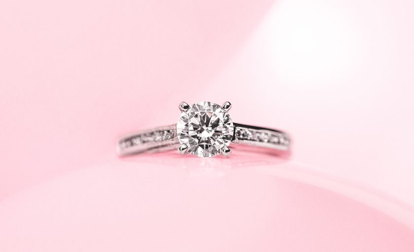 Style Series: Sleek Channel-Set Engagement Rings