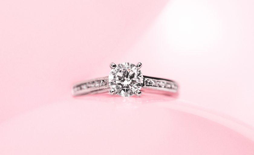 Style Series: Sleek Channel-Set Engagement Rings