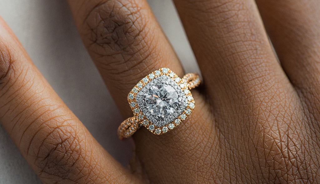 vintage inspired wedding rings style series inspired vintage engagement rings the 8284