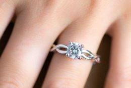 To Infinity Engagement Rings & Beyond!