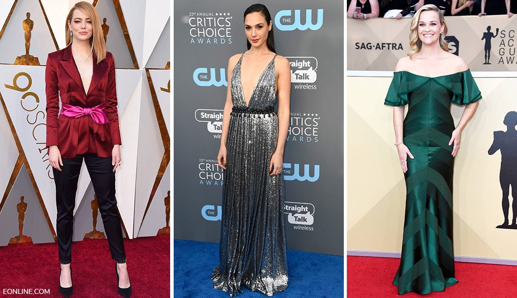 jewelry inspired by celebrity red carpet looks