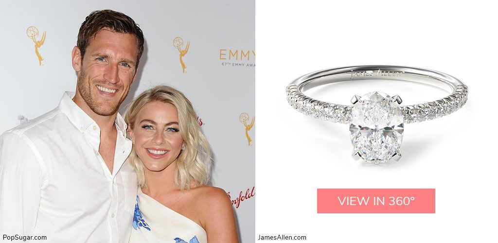 julianne hough brooks laich country stars' engagement rings