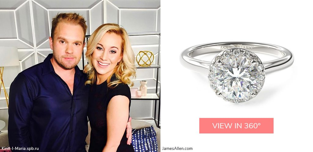 kellie pickler kyle jacobs country stars' engagement rings