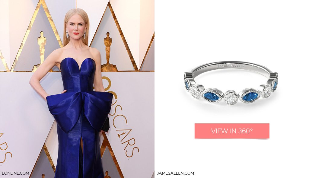 Red carpet jewelry to go with Nicole Kidman's Oscars dress