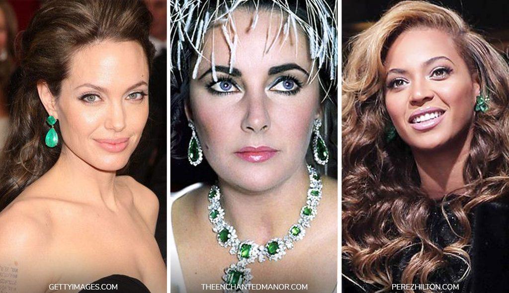 emerald may birthstone celebrity jewelry