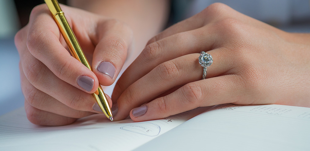 how to propose schedule your jewel