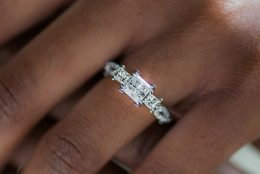 Shape Series: Princess Cut Diamonds