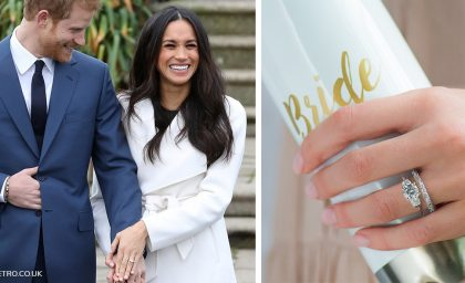 The Royal Wedding: Matching Rings Made in Heaven