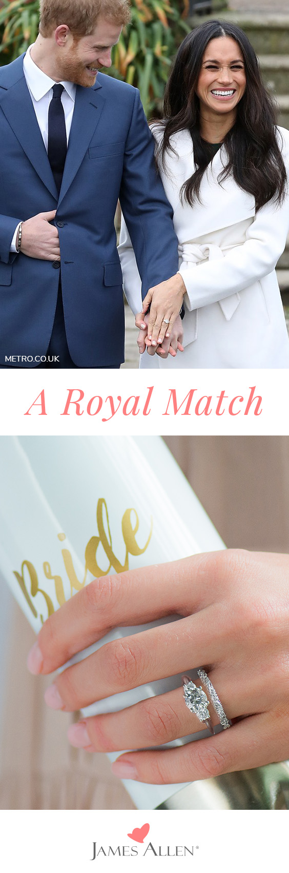 royal wedding pinterest pin